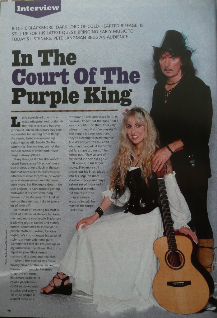 Ritchie Blackmore | pete langman