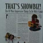 That's Showbiz p1